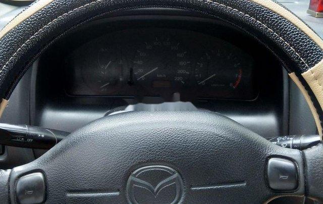 Bán Mazda 323 sản xuất năm 1999, màu đen, giá chỉ 85 triệu5