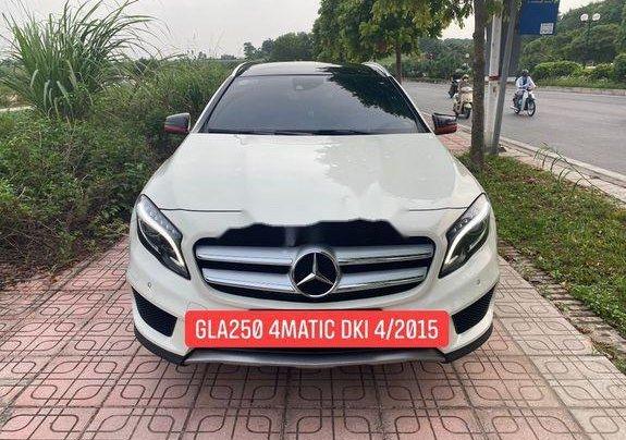 Bán xe Mercedes GLA250 4Matic năm 2014, màu trắng, nhập khẩu0