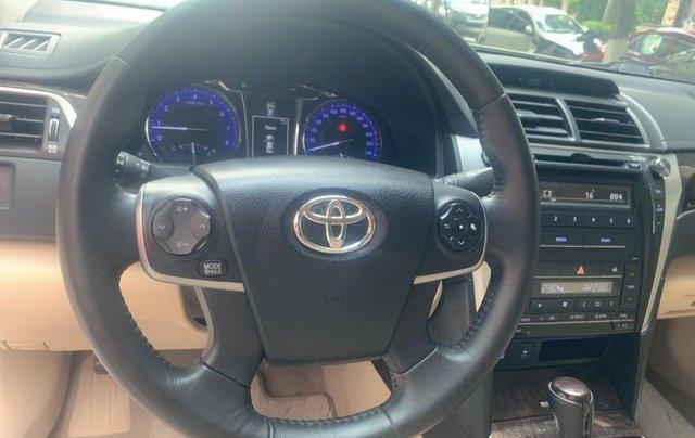 Cần bán lại xe Toyota Camry 2.0E đời 2016 biển Hà Nội1