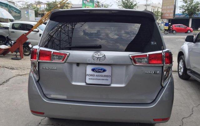 Toyota Innova 2.0E số sàn 2017 bảo hành chính hãng 1 năm2