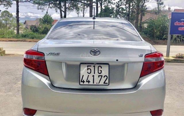 Toyota Vios 1.5E AT đời 2017 bảo hành chính hàng 1 năm2