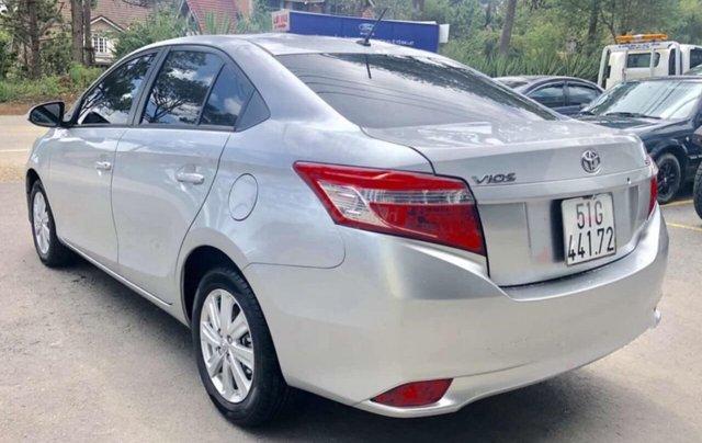 Toyota Vios 1.5E AT đời 2017 bảo hành chính hàng 1 năm7