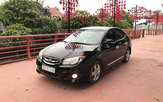 Gia đình bán Hyundai Avante năm sản xuất 2012, màu đen, xe nhập3
