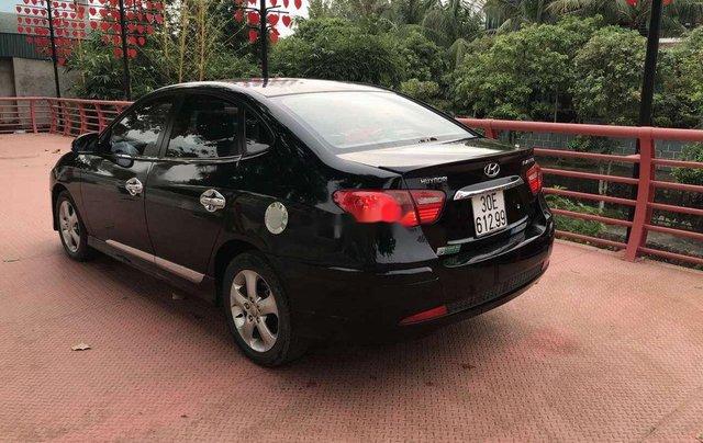 Gia đình bán Hyundai Avante năm sản xuất 2012, màu đen, xe nhập2