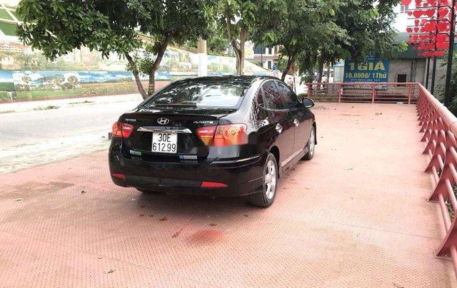 Gia đình bán Hyundai Avante năm sản xuất 2012, màu đen, xe nhập6