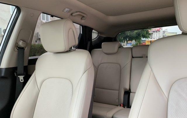 Bán Hyundai Santa Fe sản xuất năm 2016, màu trắng7