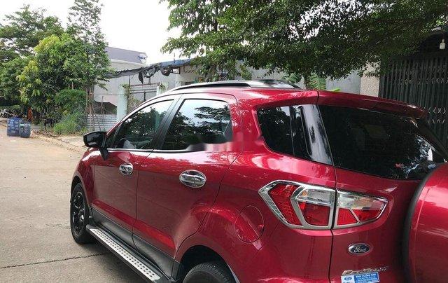 Bán Ford EcoSport 2016, màu đỏ, nhập khẩu xe gia đình1