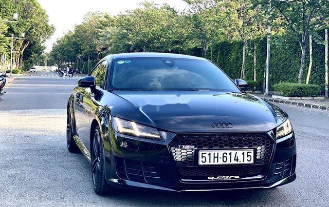 Cần bán xe Audi TT sản xuất năm 2015, màu đen, nhập khẩu nguyên chiếc8