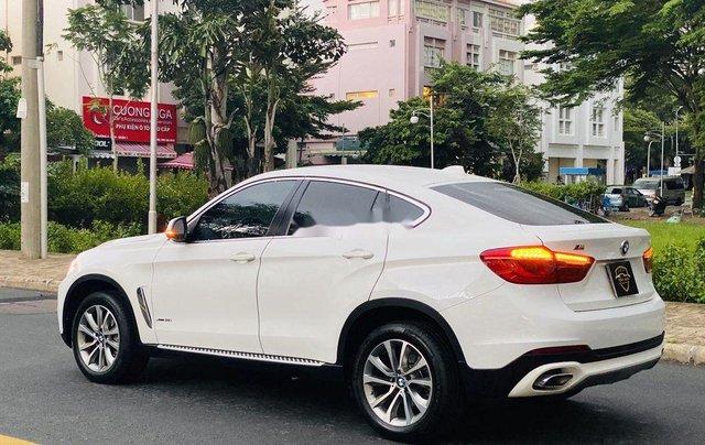 Bán BMW X6 sản xuất 2019, màu trắng, nhập khẩu2