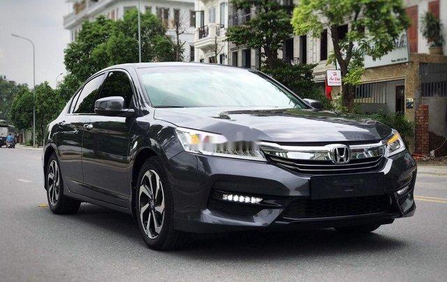Bán xe Honda Accord sản xuất 2018, màu xám, nhập khẩu nguyên chiếc, giá 939tr3