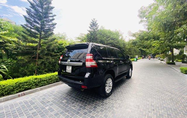 Bán ô tô Toyota Land Cruiser Prado sản xuất 2016, một chủ từ đầu cực mới1