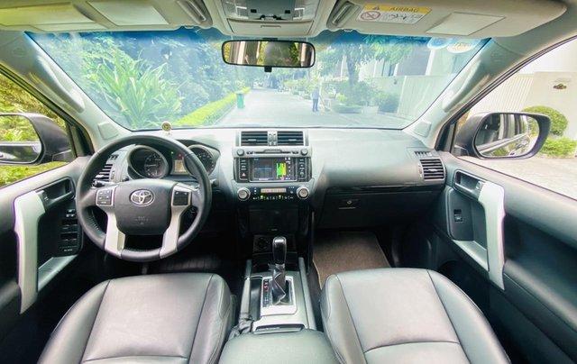 Bán ô tô Toyota Land Cruiser Prado sản xuất 2016, một chủ từ đầu cực mới3