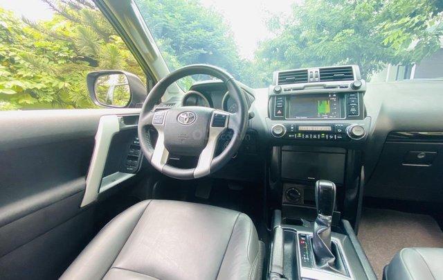 Bán ô tô Toyota Land Cruiser Prado sản xuất 2016, một chủ từ đầu cực mới6