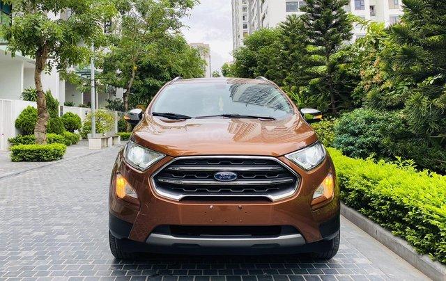 Bán xe Ford EcoSport bản đặc biệt 1.0 turbo1
