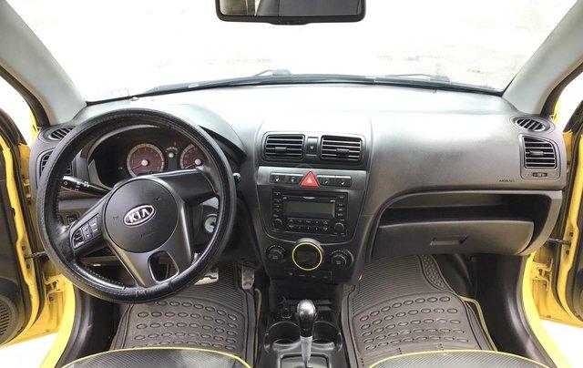 Kia Morning SLX 1.0AT cuối 2010, nhập khẩu, tự động, màu vàng, 1 chủ biển vip 4 số, mới nhất Việt Nam4
