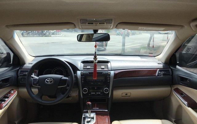 Xe Toyota Camry 2.5 G SX 2013, xe biển HN6
