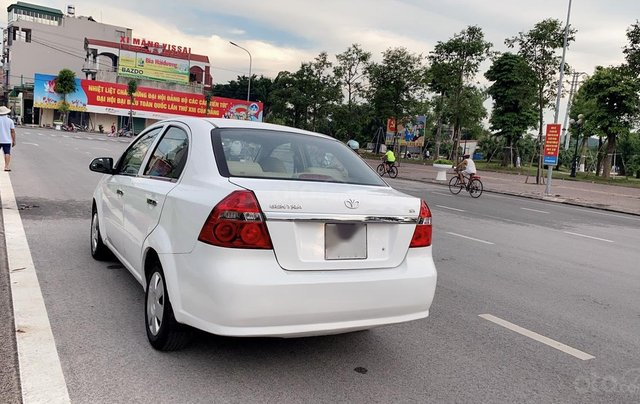 Cần bán Daewoo Gentra năm sản xuất 20087