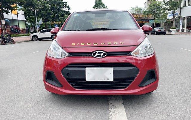 Cần bán xe Hyundai Grand i10 2015, giá chỉ 208 triệu0