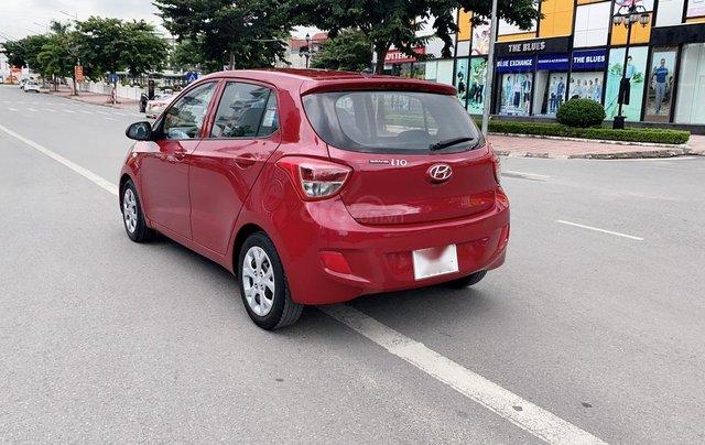 Cần bán xe Hyundai Grand i10 2015, giá chỉ 208 triệu4