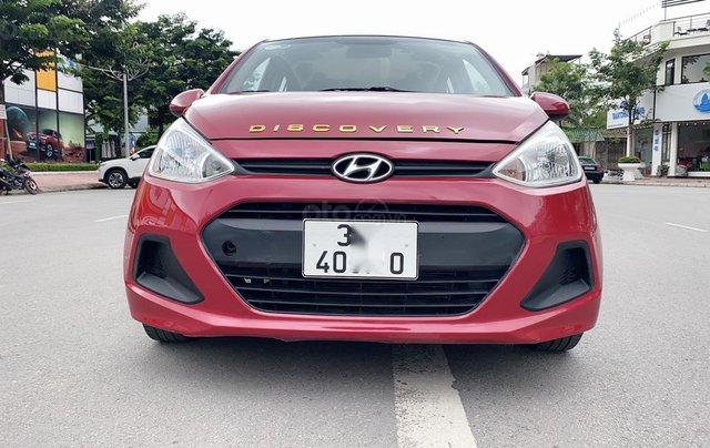 Cần bán xe Hyundai Grand i10 2015, giá chỉ 208 triệu6