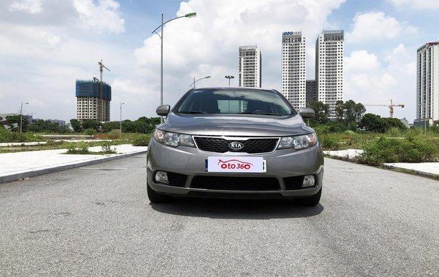 Bán Kia Cerato sản xuất 2011 bản xuất Châu Âu 10 túi khí2