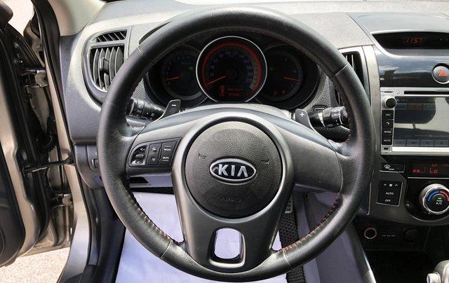 Bán Kia Cerato sản xuất 2011 bản xuất Châu Âu 10 túi khí8