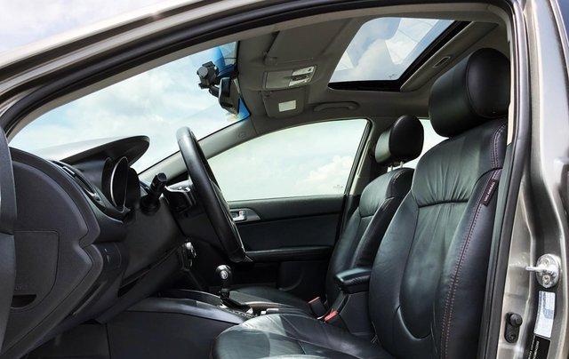 Bán Kia Cerato sản xuất 2011 bản xuất Châu Âu 10 túi khí10