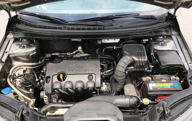 Bán Kia Cerato sản xuất 2011 bản xuất Châu Âu 10 túi khí11