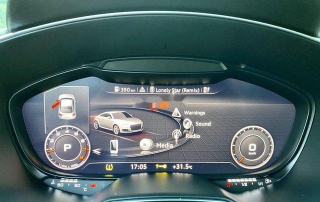 Cần bán xe Audi TT sản xuất năm 2015, màu đen, nhập khẩu nguyên chiếc9