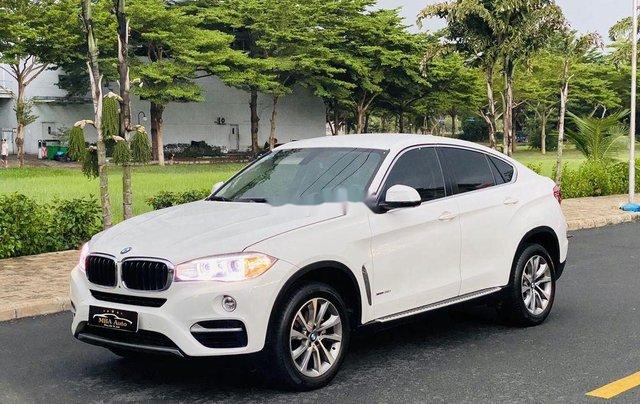 Bán BMW X6 sản xuất 2019, màu trắng, nhập khẩu0