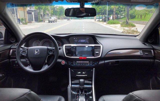 Bán xe Honda Accord sản xuất 2018, màu xám, nhập khẩu nguyên chiếc, giá 939tr7