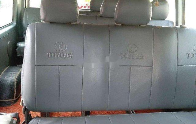 Cần bán xe Toyota Hiace sản xuất 2010, giá 300tr7