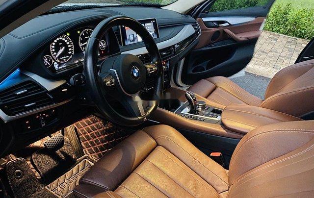 Bán BMW X6 sản xuất 2019, màu trắng, nhập khẩu6