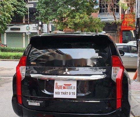 Bán xe Mitsubishi Pajero đời 2019, màu đen chính chủ, giá tốt2