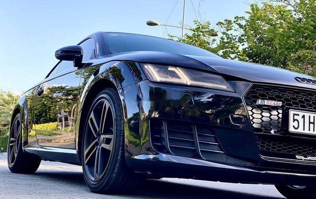 Cần bán xe Audi TT sản xuất năm 2015, màu đen, nhập khẩu nguyên chiếc7