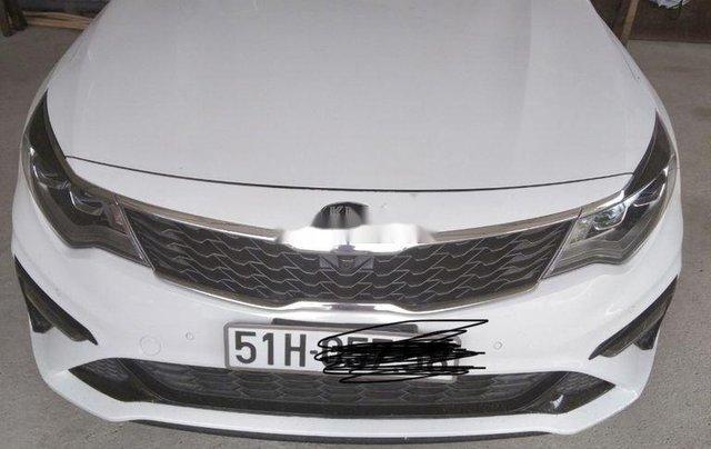 Bán ô tô Kia Optima 2019, màu trắng, nhập khẩu nguyên chiếc, giá tốt0