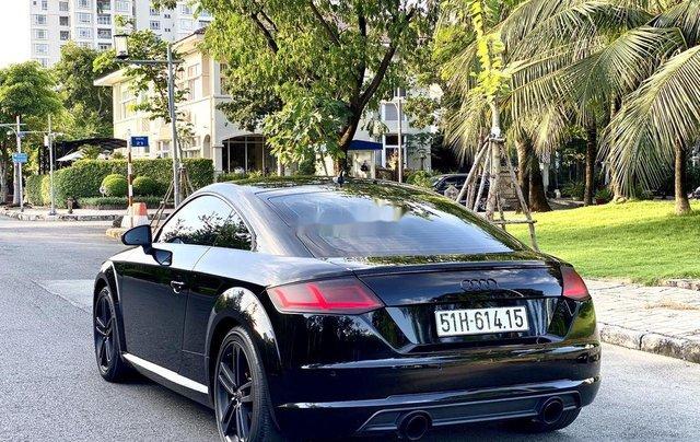 Cần bán xe Audi TT sản xuất năm 2015, màu đen, nhập khẩu nguyên chiếc5