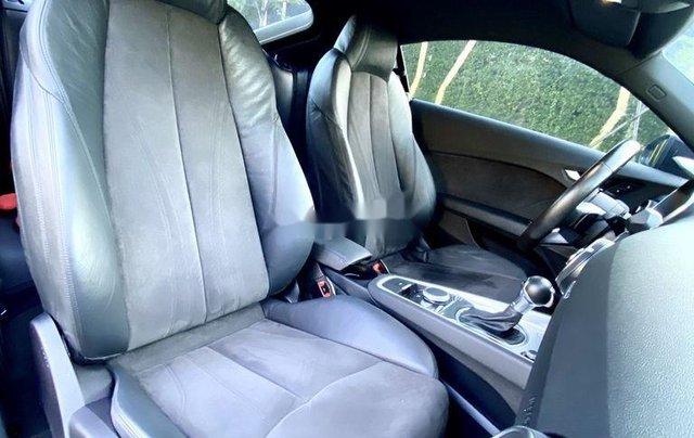 Cần bán xe Audi TT sản xuất năm 2015, màu đen, nhập khẩu nguyên chiếc11