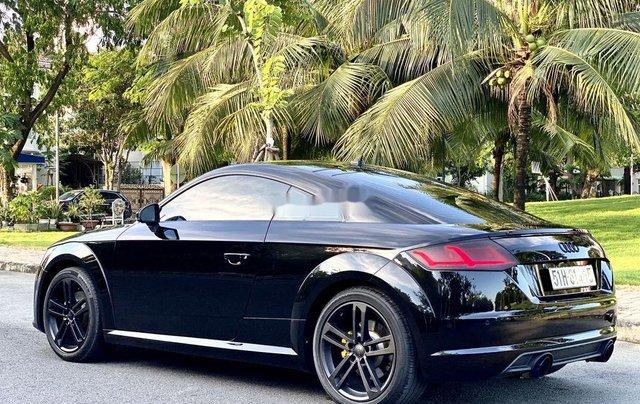 Cần bán xe Audi TT sản xuất năm 2015, màu đen, nhập khẩu nguyên chiếc6