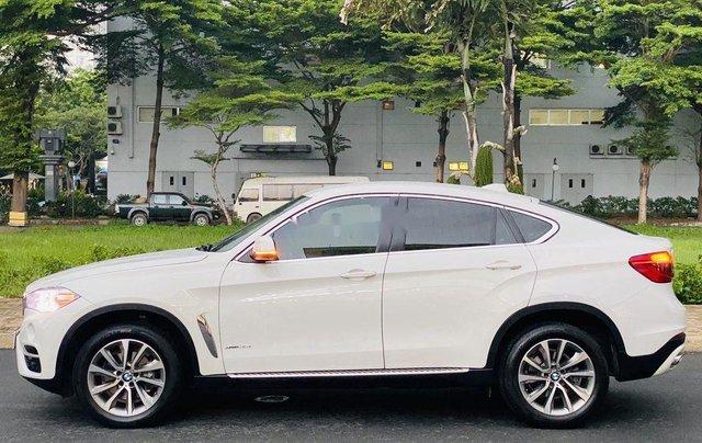 Bán BMW X6 sản xuất 2019, màu trắng, nhập khẩu1