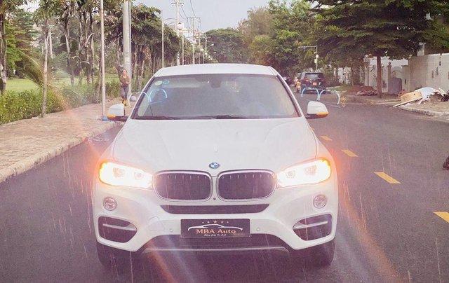 Bán BMW X6 sản xuất 2019, màu trắng, nhập khẩu11