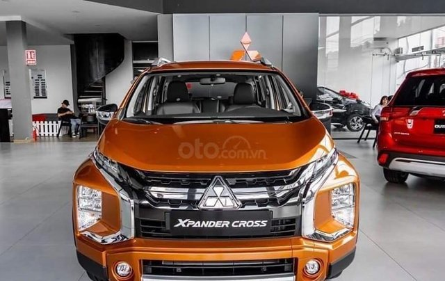 Mitsubishi Xpander Cross 2020 - tặng bảo hiểm BHVC - giá tốt - đủ màu - liên hệ ngay để nhận ưu đãi0