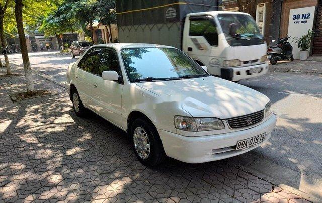 Bán Toyota Corolla Altis 1997, màu trắng, số sàn, giá chỉ 135 triệu1