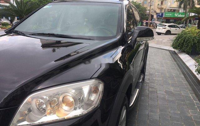 Cần bán xe Chevrolet Captiva 2008, màu đen3