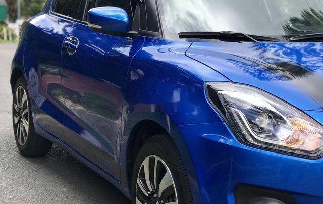 Cần bán Suzuki Swift 2019, màu xanh lam, nhập khẩu Thái2