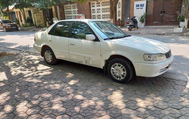 Bán Toyota Corolla Altis 1997, màu trắng, số sàn, giá chỉ 135 triệu0