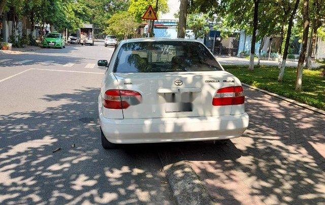 Bán Toyota Corolla Altis 1997, màu trắng, số sàn, giá chỉ 135 triệu9