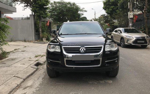 Chính chủ bán Volkswagen Touareg máy xăng 3.6L, sản xuất 2008, đứng tên công ty, nhập khẩu nguyên chiếc0