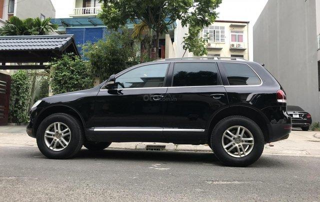 Chính chủ bán Volkswagen Touareg máy xăng 3.6L, sản xuất 2008, đứng tên công ty, nhập khẩu nguyên chiếc1