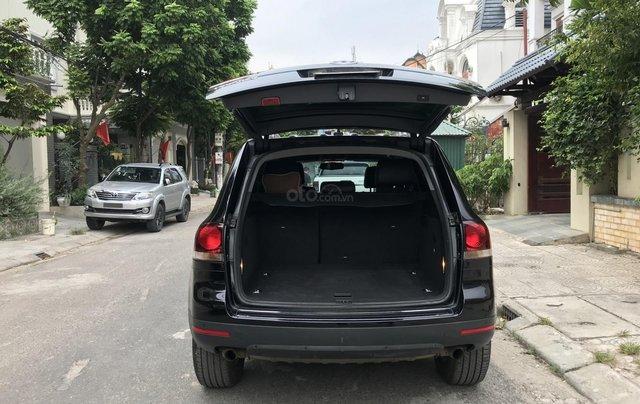 Chính chủ bán Volkswagen Touareg máy xăng 3.6L, sản xuất 2008, đứng tên công ty, nhập khẩu nguyên chiếc6